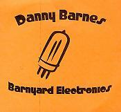 Danny Barnes - Barnyard Electronics