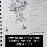 Barnes' ETSY Store