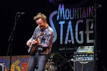 Danny Barnes at Mountainstage